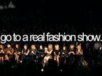 What I Want To Do Before I Die