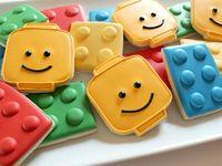 Kids Parties - Legos