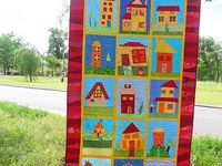 quilts (houses)