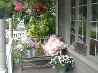 Porches, Patios, Pools, Decks, Verandas, Balconies, Terraces & Sun Rooms