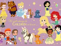 Some of my favorite Disney things.