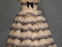 Costumes 1950s