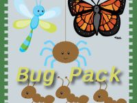 Bug & Insect crafts and printables