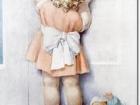 Artist Bessie Pease Gutmann