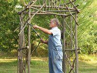 Branches ...sculptures ....clotures.....meubles...