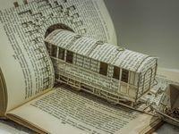 Boek/papierkunst