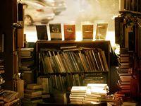 Books, books and more books!!! ;)