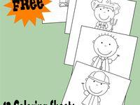 Homeschool Preschool- August
