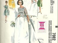 Vintage Bridal Patterns