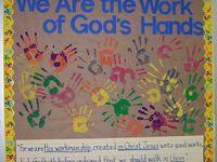 Children's Bible Class - Bulletin Boards