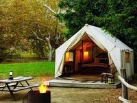 tent cabin