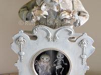 Art - Sculpture -  dolls, puppets