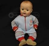 Vintage dolls and doll items