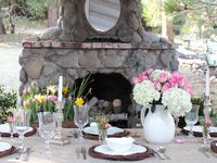 Tablescapes - Spring/Easter