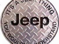 It's a Jeep thing, you wouldn't understand