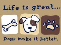 I cannot imagine what this world would be like without the comfort given to us from our beloved dogs and cats. Can you?