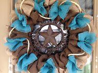 western wreaths