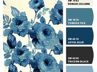 Colour Palettes - Sherwin Williams