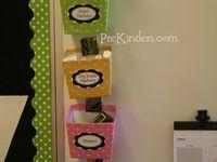 Classroom Organization/Decorating