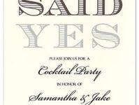 J&L engagement party ideas