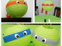 Theme: Teenage Mutant Ninja Turtles