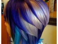 Hair..my canvas