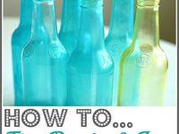 Bottles, Vases & Jars (oh my!)