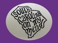 Oh Carolina, You keep calling me home <3