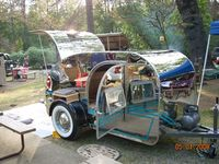 Camping, Glamping and Trailers
