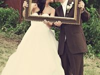 I'm a hopeless romantic with a burning urge to have the perfect wedding... Someday.