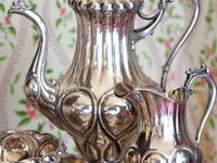 Silver Objects of desire