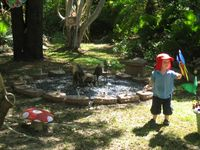 Landscaping & Outdoor spaces for Kids!