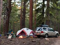 Camping, Cabins & RV's