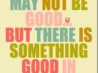 Quotes & Sayings :)