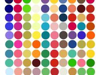 "The colors that suit best women with warm and light and clear colors, ""Spring"" women according to the ""season color theory"" Color analysis, also called skin tone color matching, personal color or seasonal color, is the process of finding colors of clothing and makeup to match a person's skin complexion, eye color, and hair color. It is often used as an aid to wardrobe planning and style consulting."