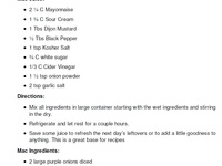 Recipes & Roadtrips