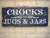 Crocks, Jugs, & Jars
