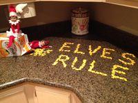CHRISTmas = Elfie Ideas