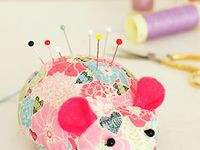 Pincushions and Needle Books