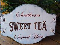 Southern as Sweet Tea
