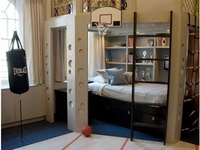 Boy Room Awesomeness
