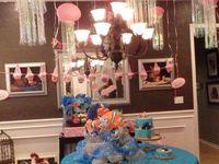 Ariel/Mermaid Birthday Party