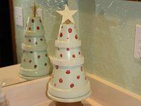 Clay Flowerpot Crafts
