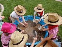 preschool, wild west/ cowboys