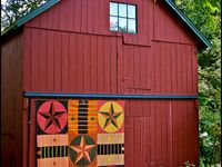 Quilts on Barns
