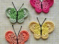 Crochet: Appliques,Motifs & Squares