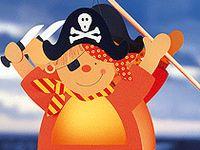 Piraten Knutselideeën