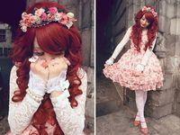 sailor, classic, victorian, sweet, gothic, fairy kei lolita