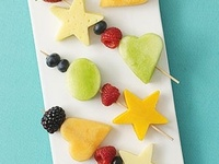 When your kids are hungry, you may want to reach for whatever is easiest... and sometimes that's not the most healthy snack! Get cute, yummy, whole food (and some paleo) snack ideas here and be ready to strike back when hunger strikes!
