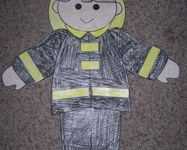 fire safety and community helpers theme for kids
